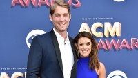 Brett Young, Taylor Mills, Wedding, Married