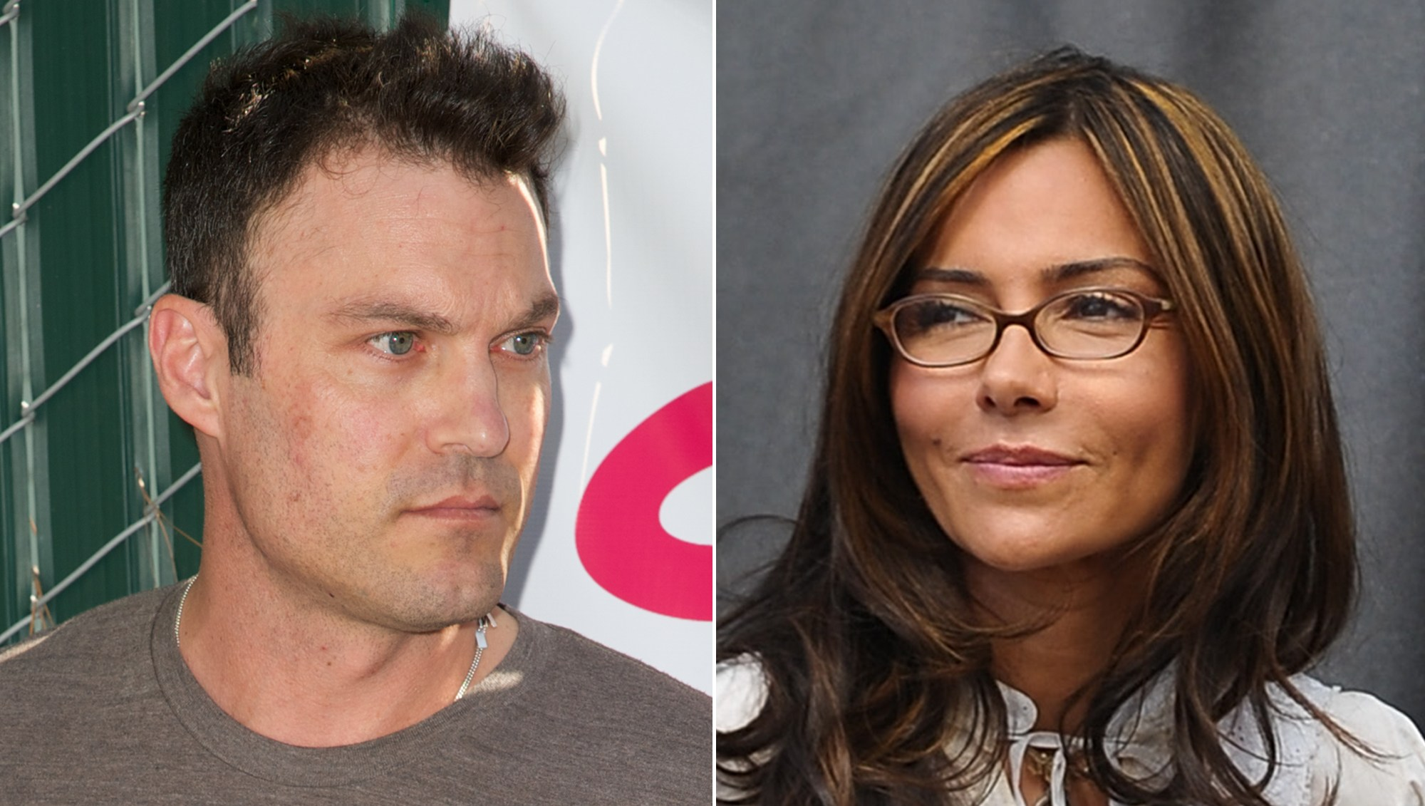Brian Austin Green and Vanessa Marcil's Bumpy Past