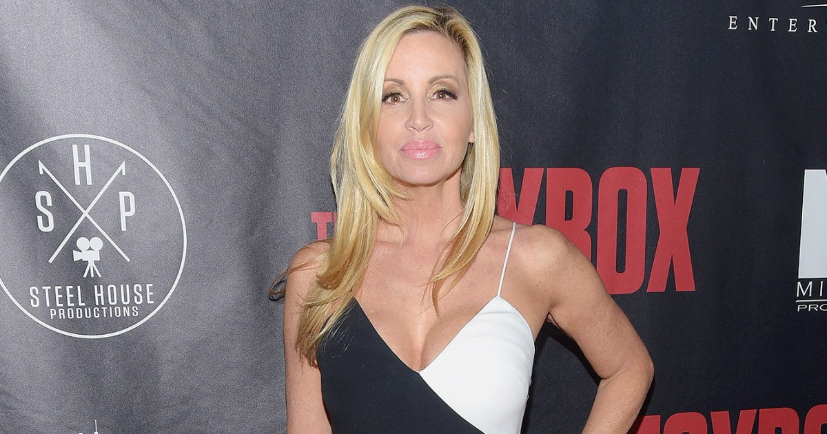 Camille Grammer: 'My House Couldn't Be Saved' From Fires