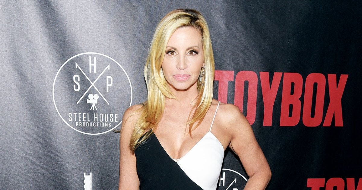 Camille Grammer Reveals What S Left Of Malibu House