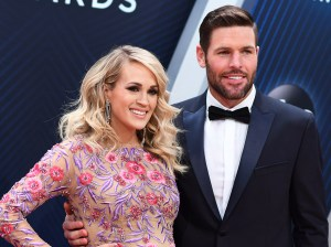Carrie Underwood's Due Date for Baby No. 2 With Husband Mike Fisher Revealed