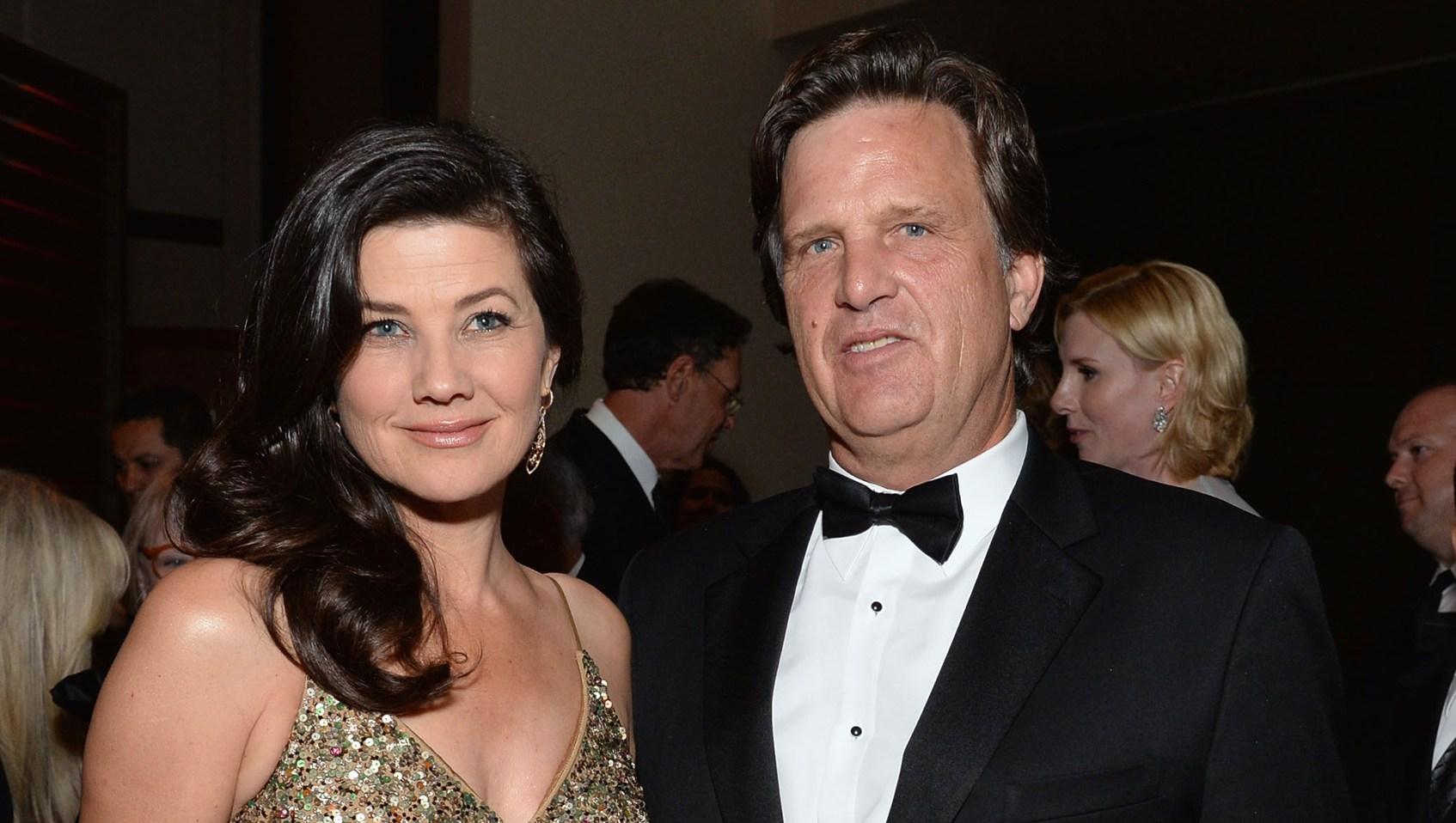 Daphne Zuniga Reveals She Is Engaged to Businessman David Mleczko