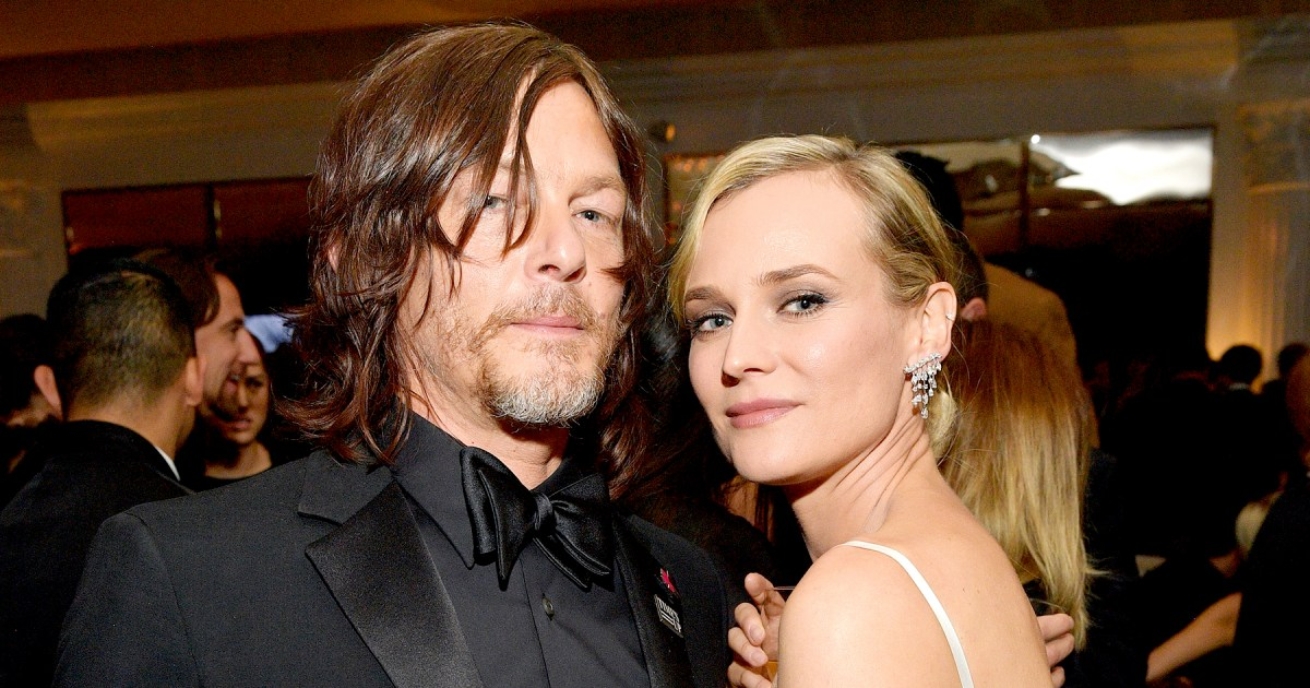 Diane Kruger: 'I Count My Lucky Stars' to Have Met BF Norman Reedus
