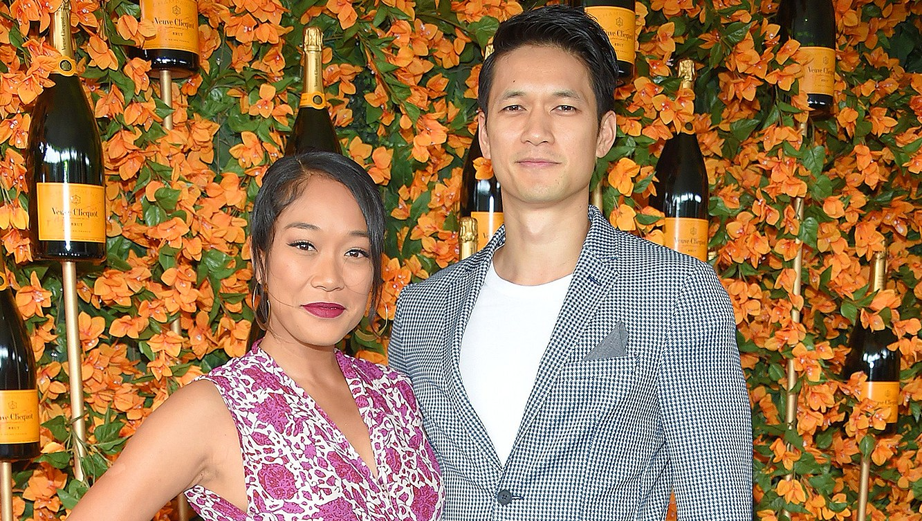 Harry Shum Jr, Shelby Rabara, Pregnant, Expecting