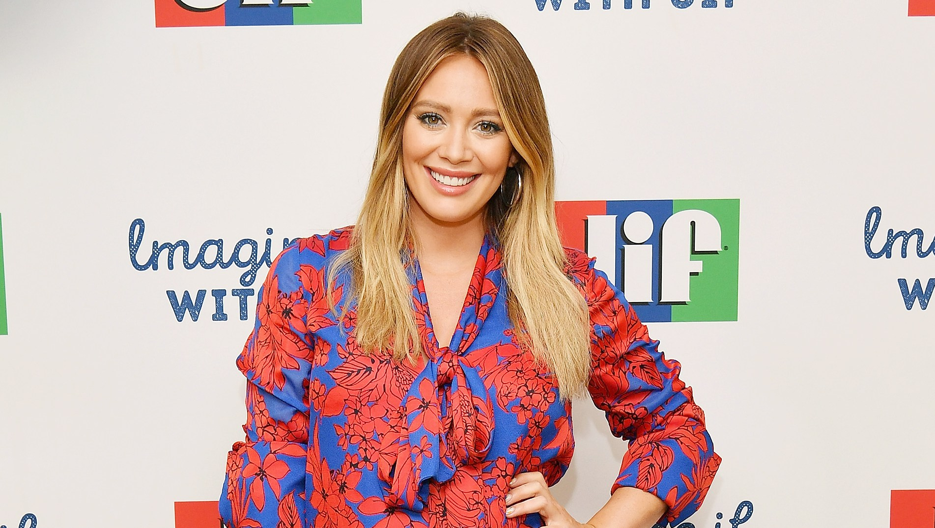 Hilary Duff Placenta Smoothie