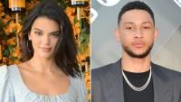 Kendall Jenner, Ben Simmons, Reunited