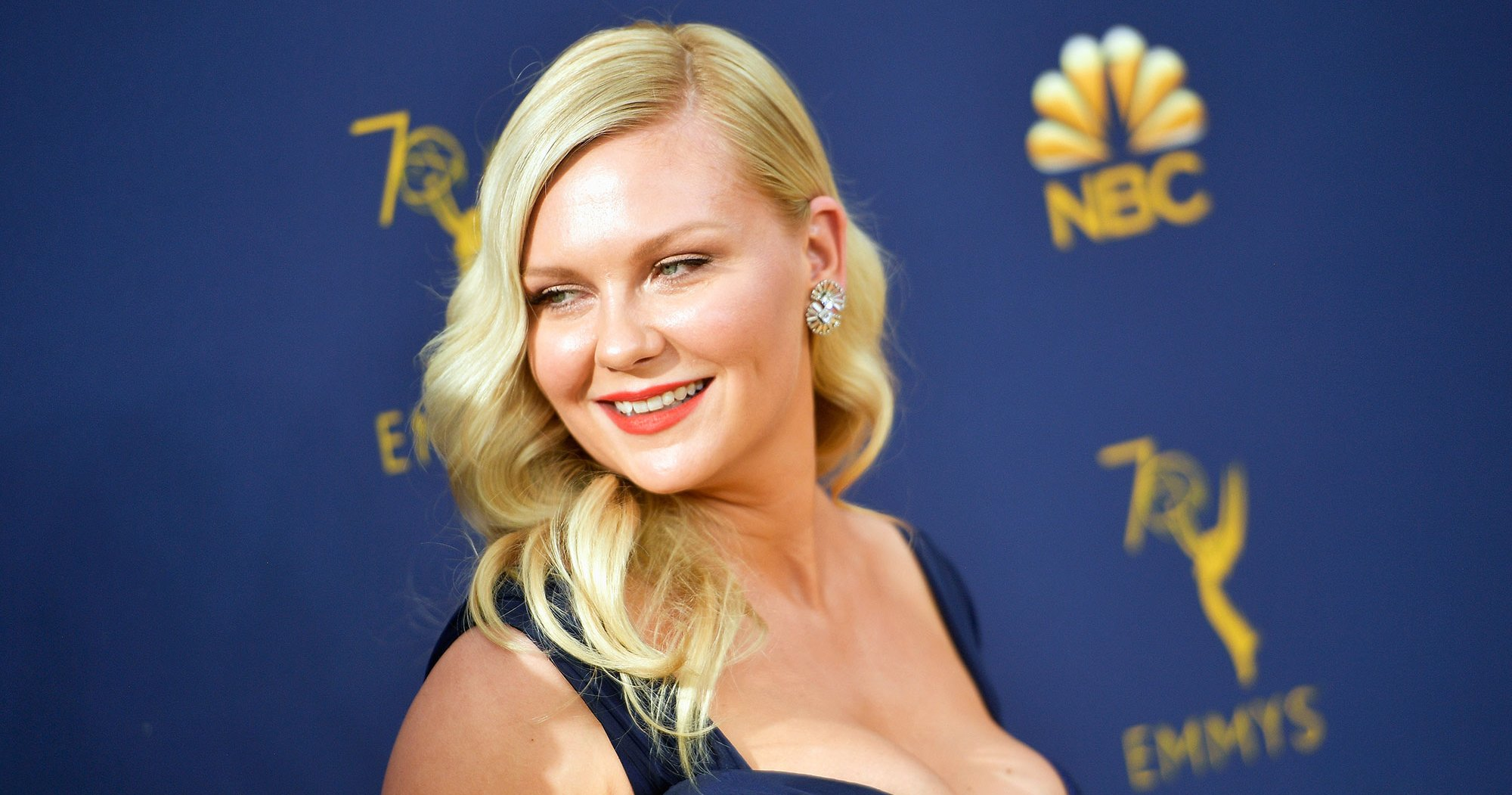 Kirsten Dunst Films in a Bathing Suit 6 Months After Giving Birth