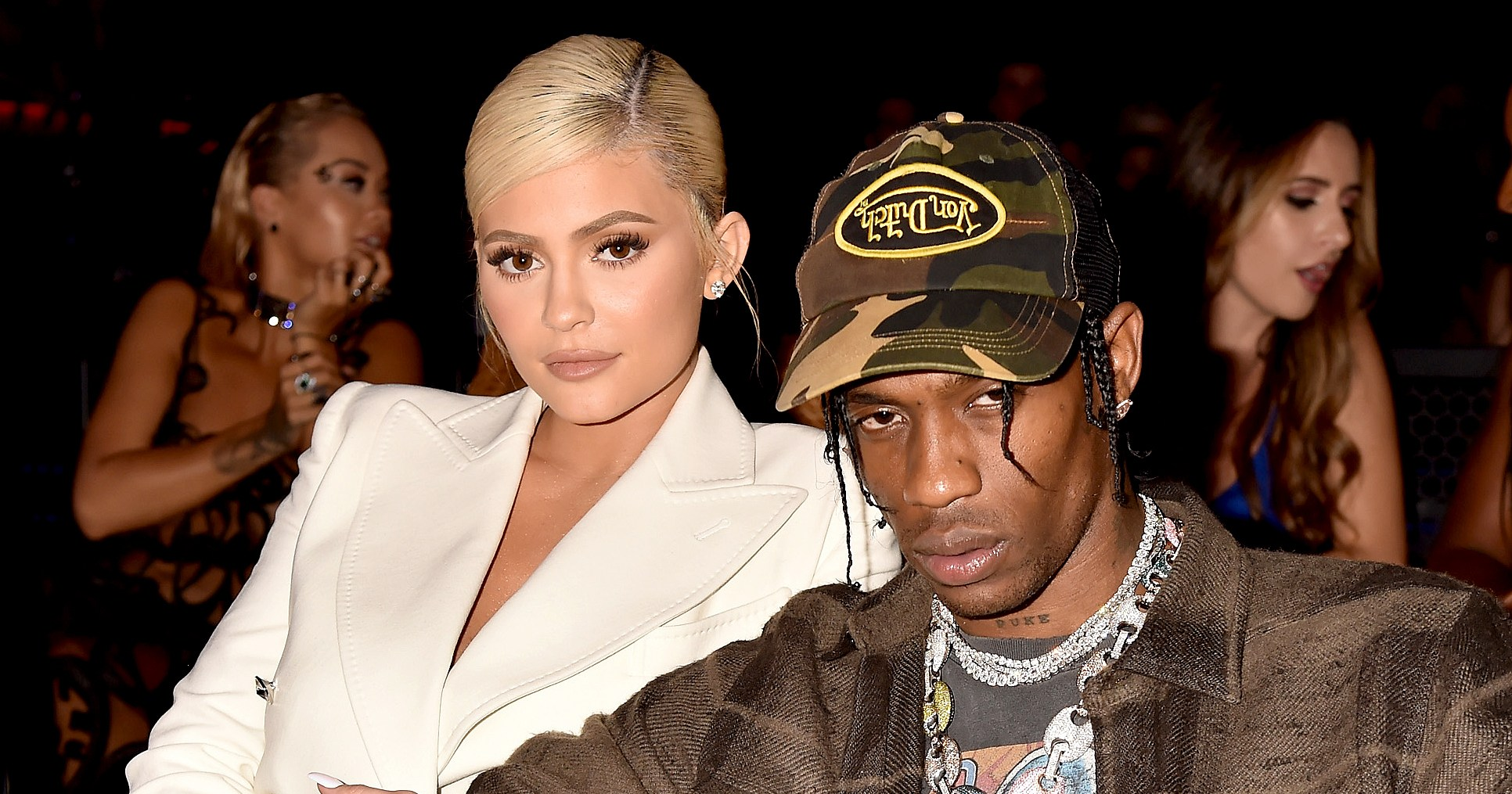 Kylie Jenner's BF Travis Scott Was Freaked Out by Placenta