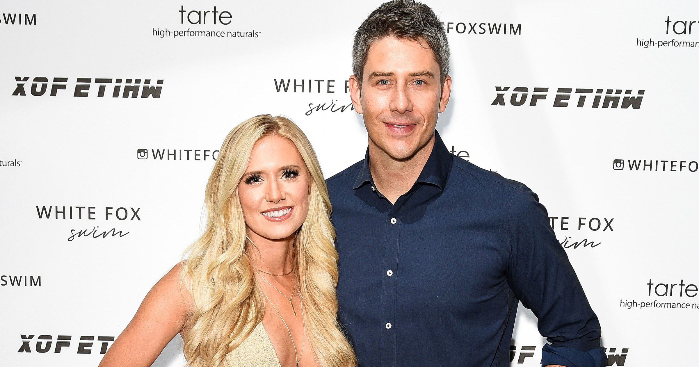 The Bachelor's Arie Luyendyk Jr. and Lauren Burnham Are Playing Mozart to Their Unborn Baby