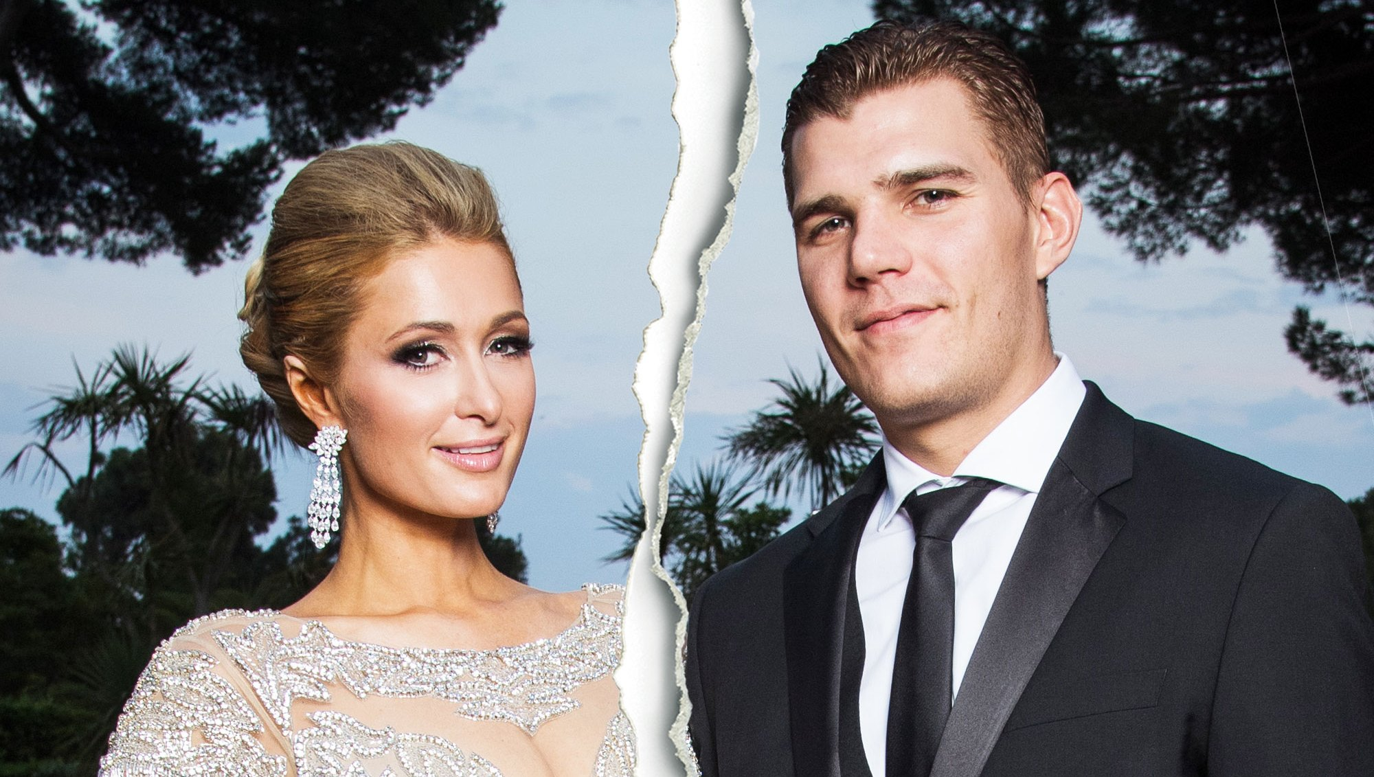 Celebrity Splits of 2018 Paris Hilton and Chris Zylka