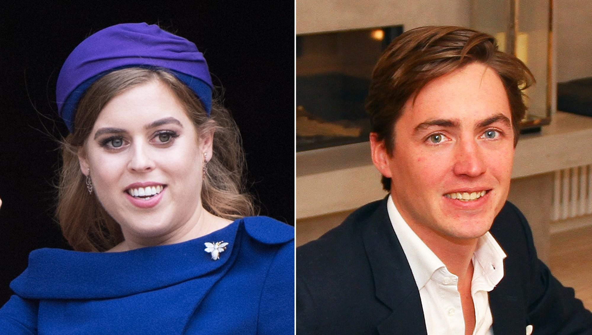 Princess Beatrice Is Dating Multimillionaire Divorcee Edoardo Mapelli Mozzi