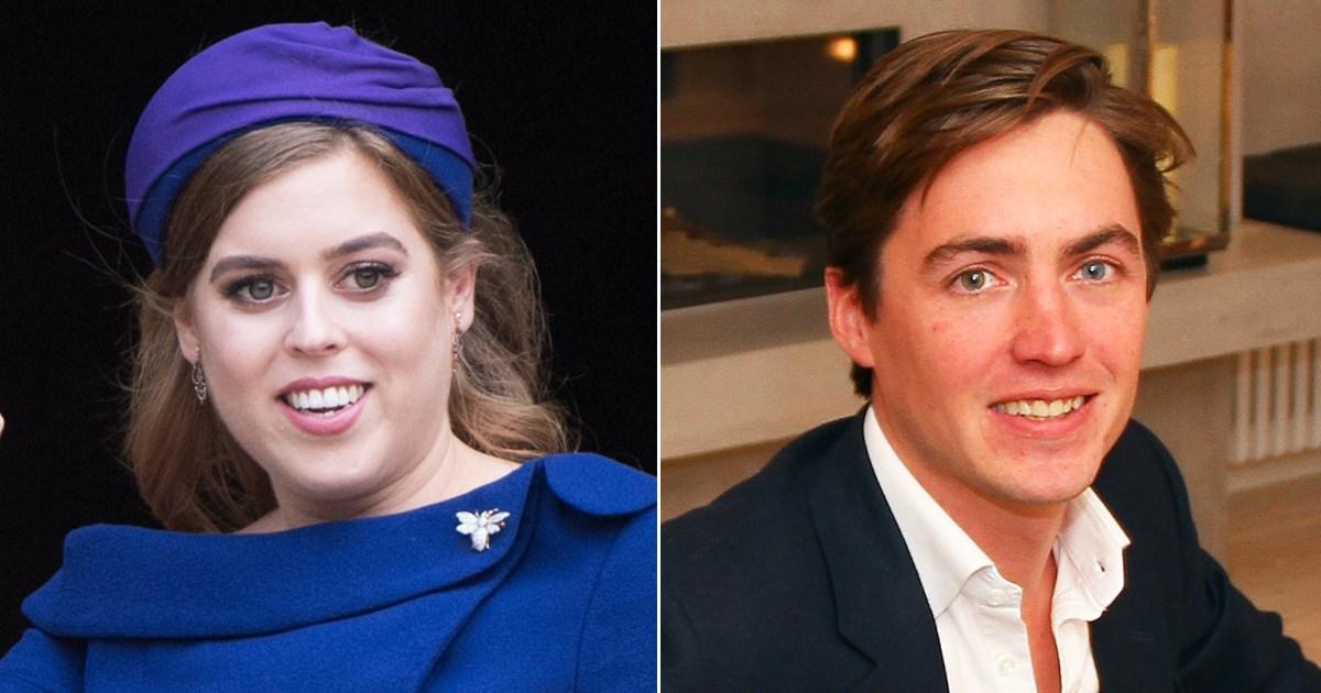 Princess Beatrice Is Dating Edoardo Mapelli Mozzi