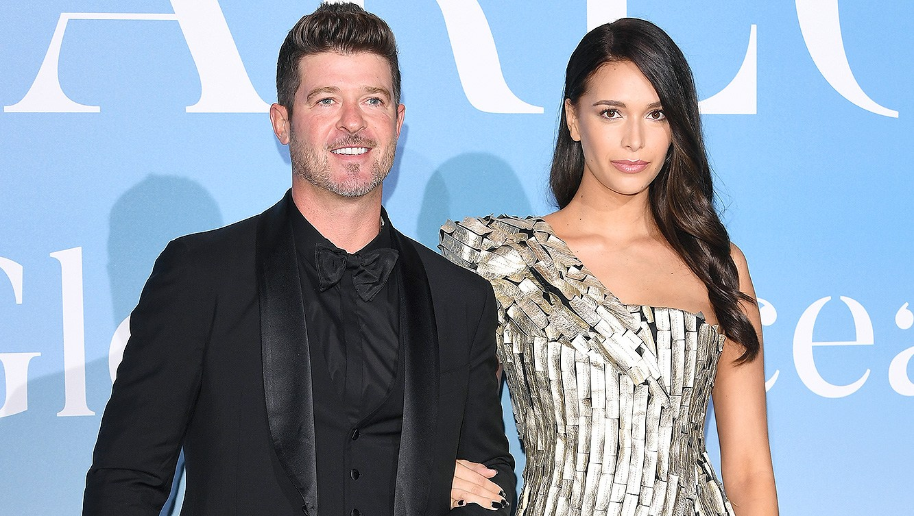 Robin Thicke, April Love Geary, House, Fire