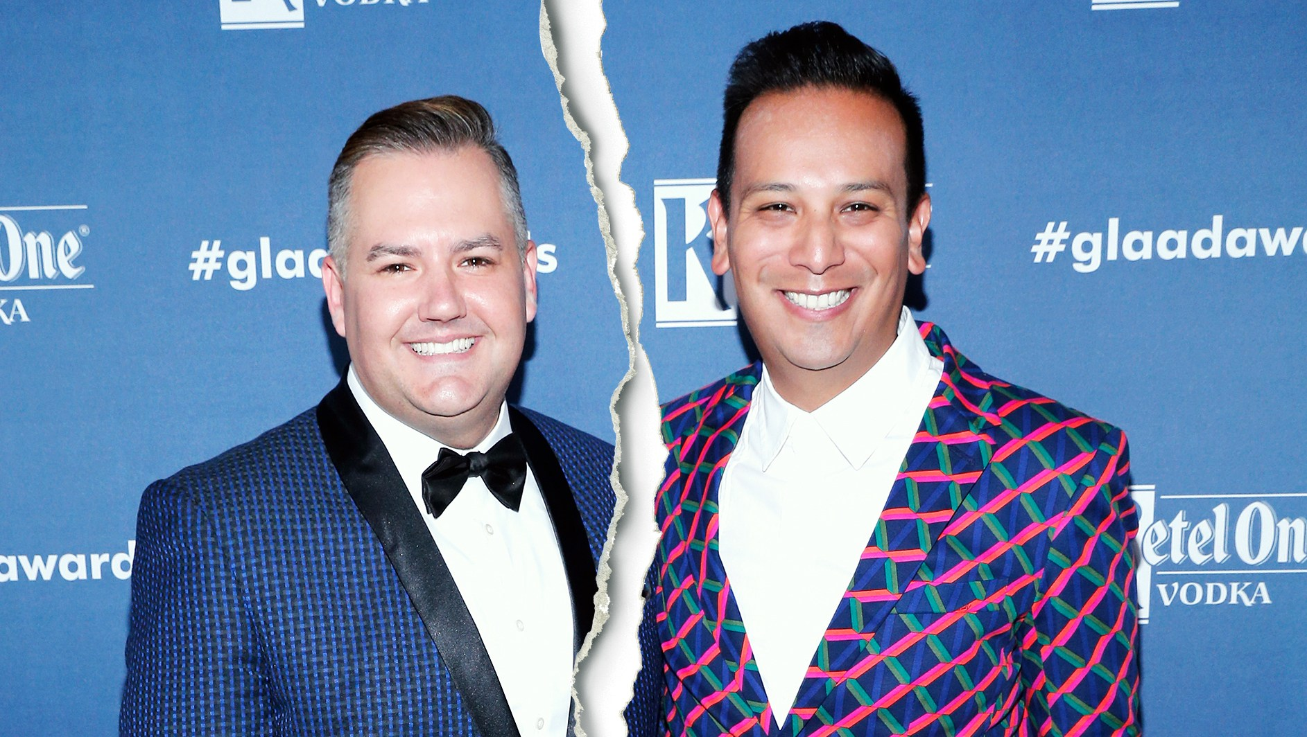Ross Mathews Salvador Camarena split