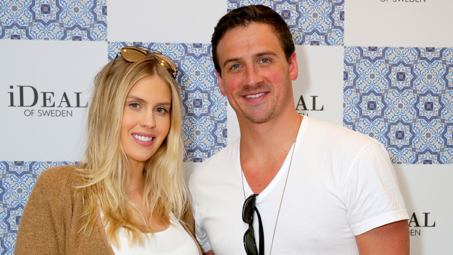 Ryan Lochte and Kayla Rae Reid pregnant