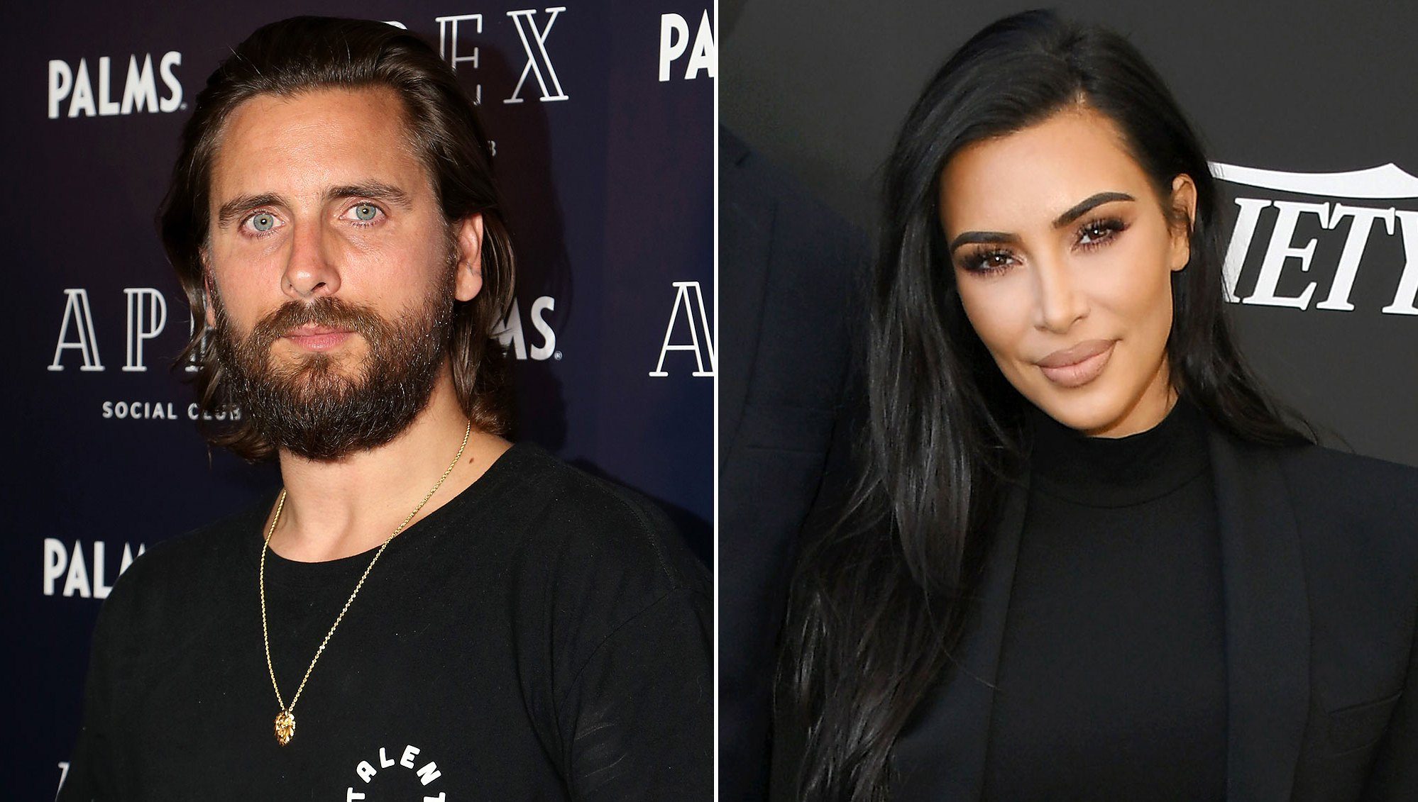 Scott Disick Advises Kim Kardashian on How to Help Khloe Through Tristan Thompson Cheating Scandal