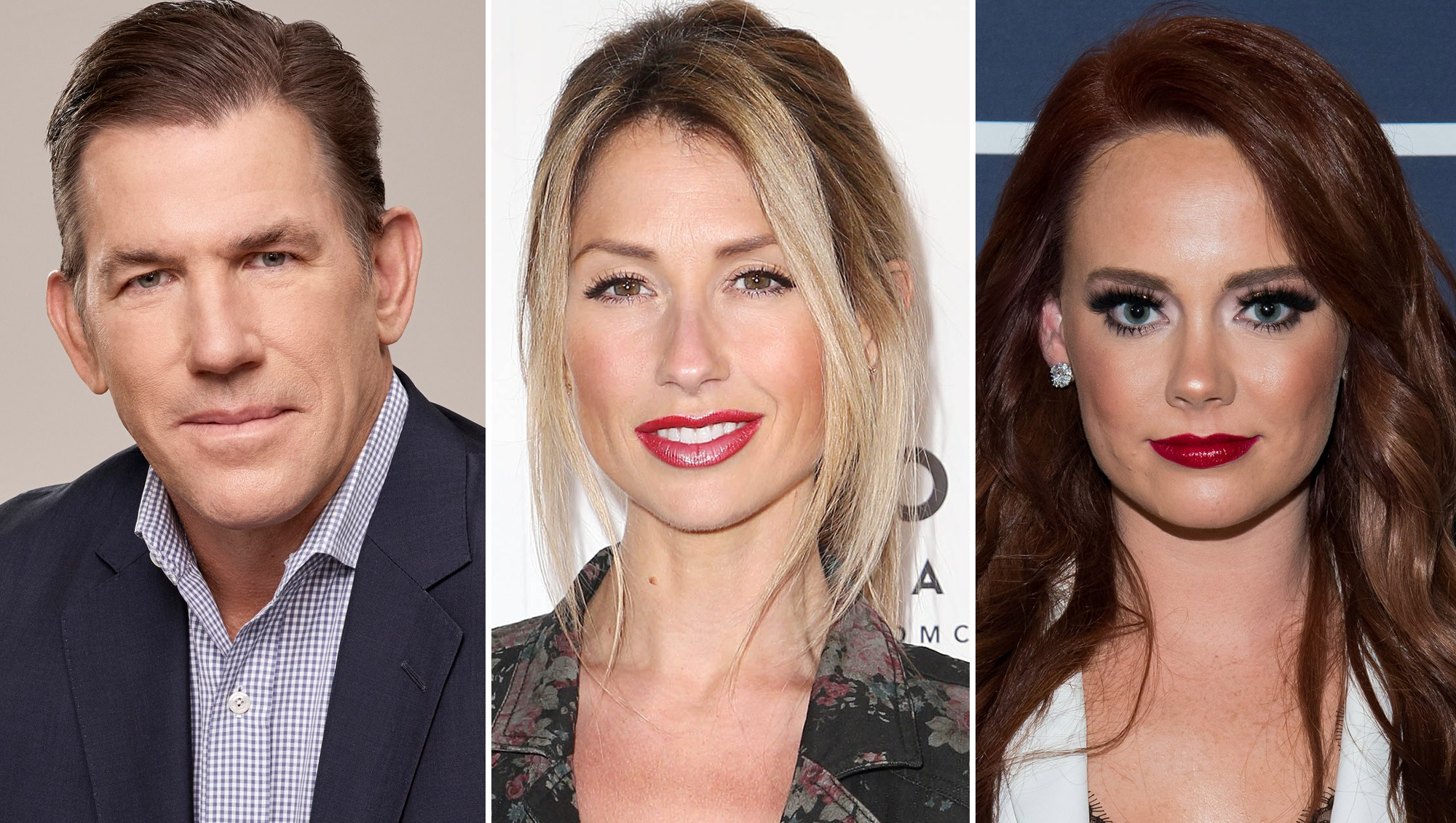 Thomas Ravenel Ashley Jacobs Kathryn Dennis