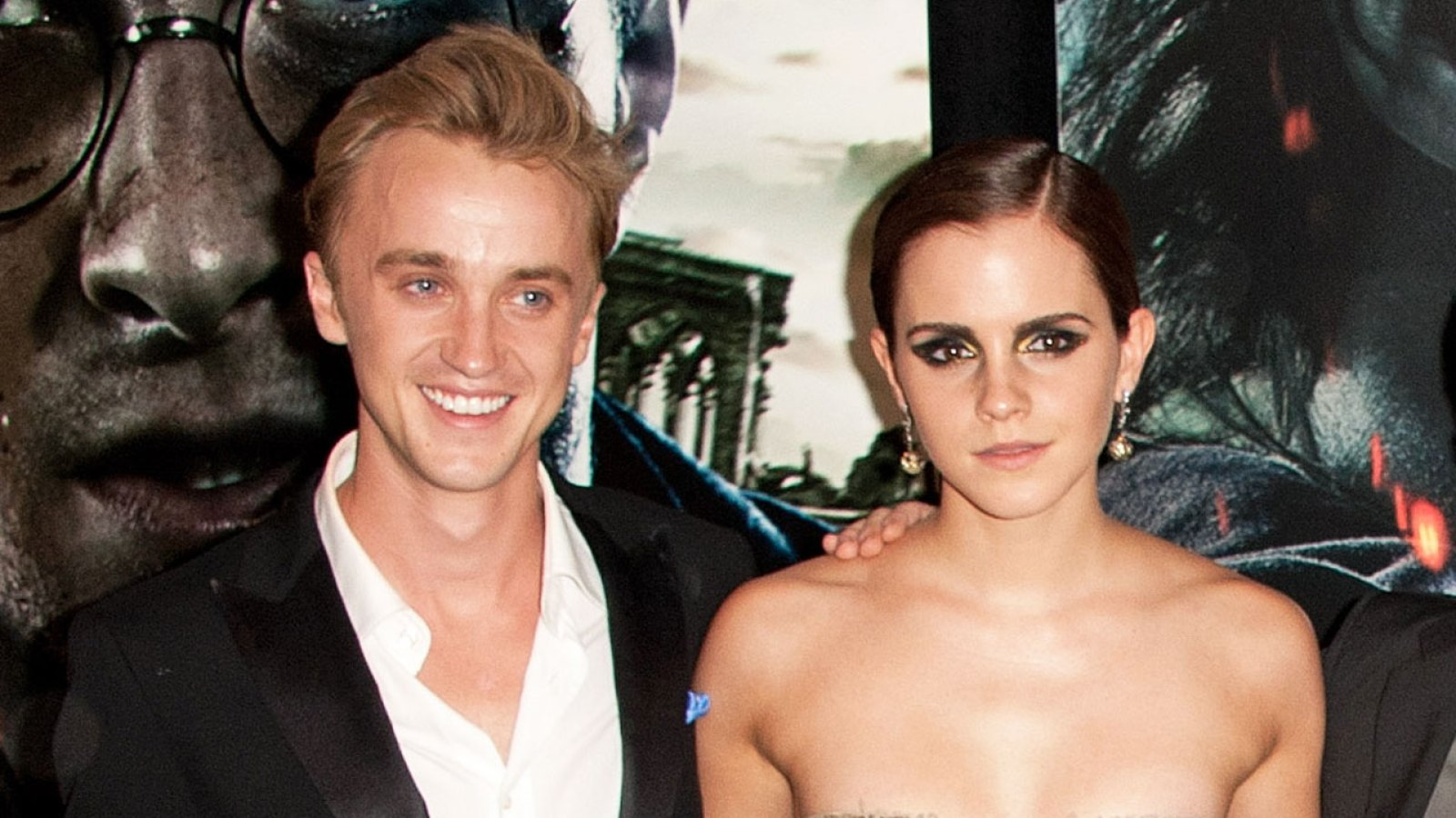 Tom Felton Emma Watson Was Quite Hard On Herself Skateboarding