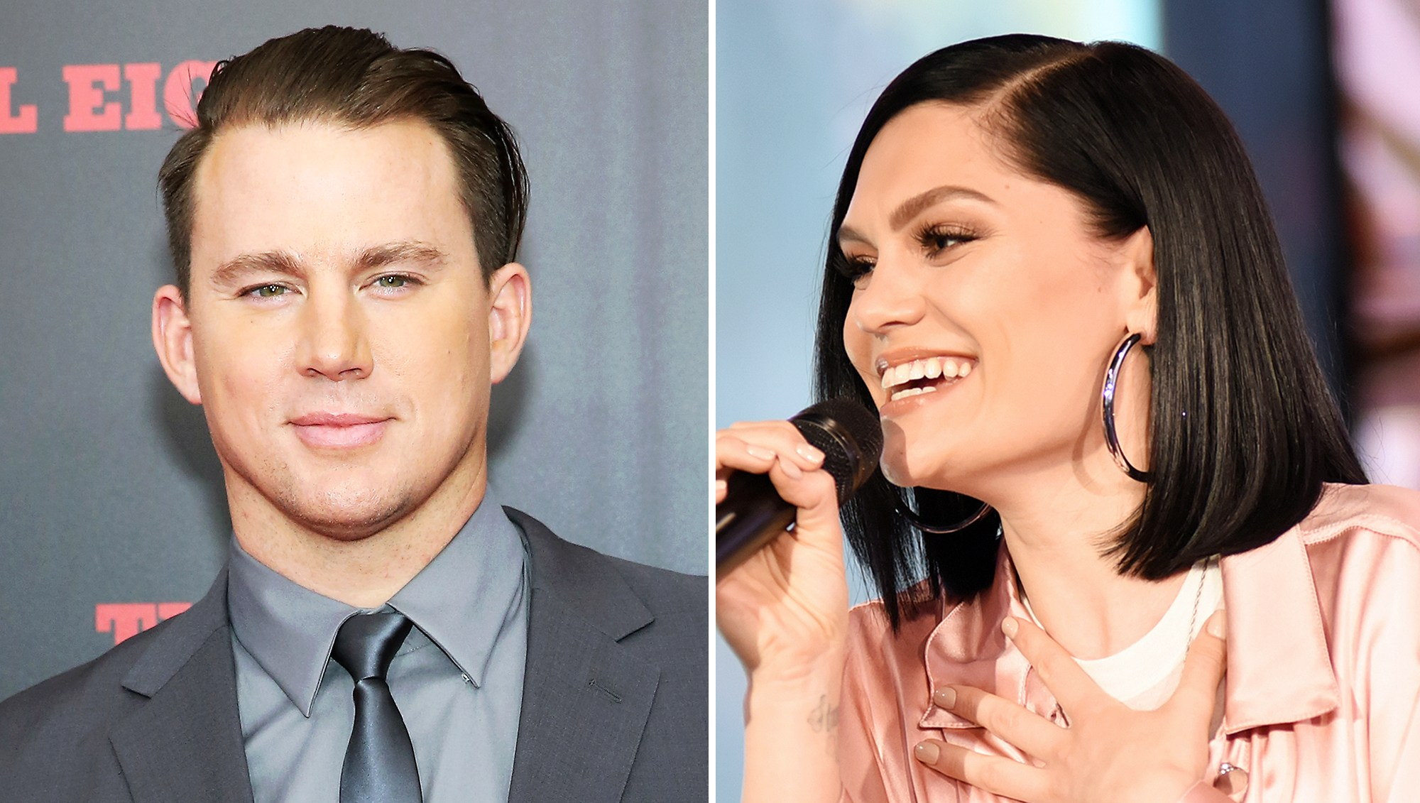 Channing Tatum Gushes Jessie J