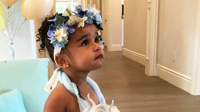 Dream Kardashian 2nd Birthday