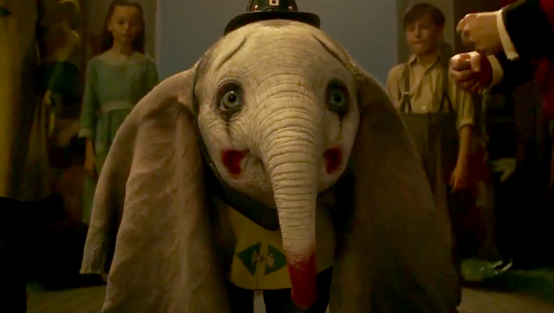 Dumbo disney trailer