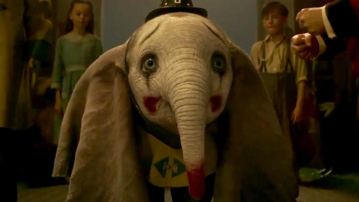 Dumbo' Live-Action Film Looks Like a Real Tearjerker in Trailer