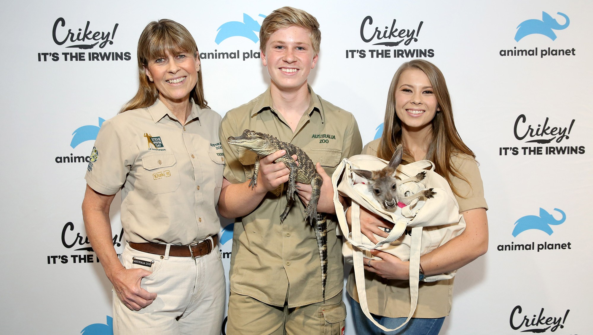 Steve Irwin's Family Will 'Continue His Message' In New Series Animal Planet Series