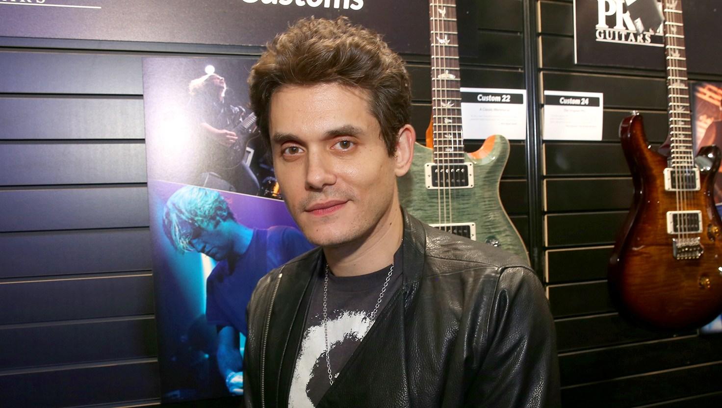 John Mayer sober