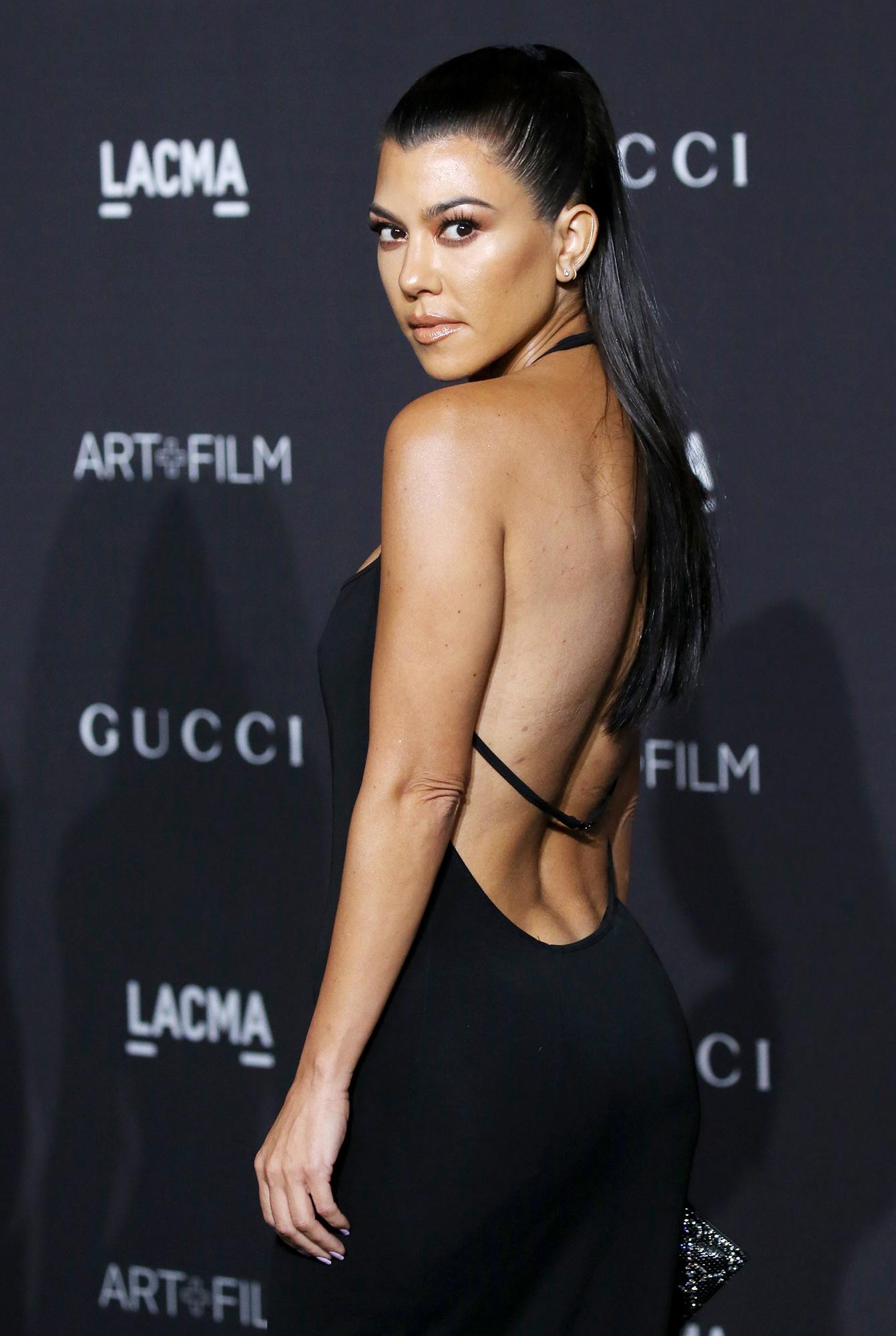 Tits Pics Kourtney Kardashian naked photo 2017