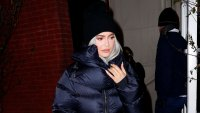 Kylie Jenner Winter Coats Jackets