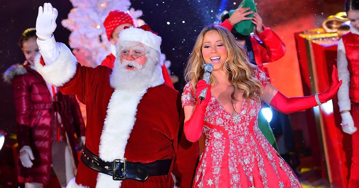 Celebs' Fave Holiday Songs: Ariana Grande, Mariah Carey & More