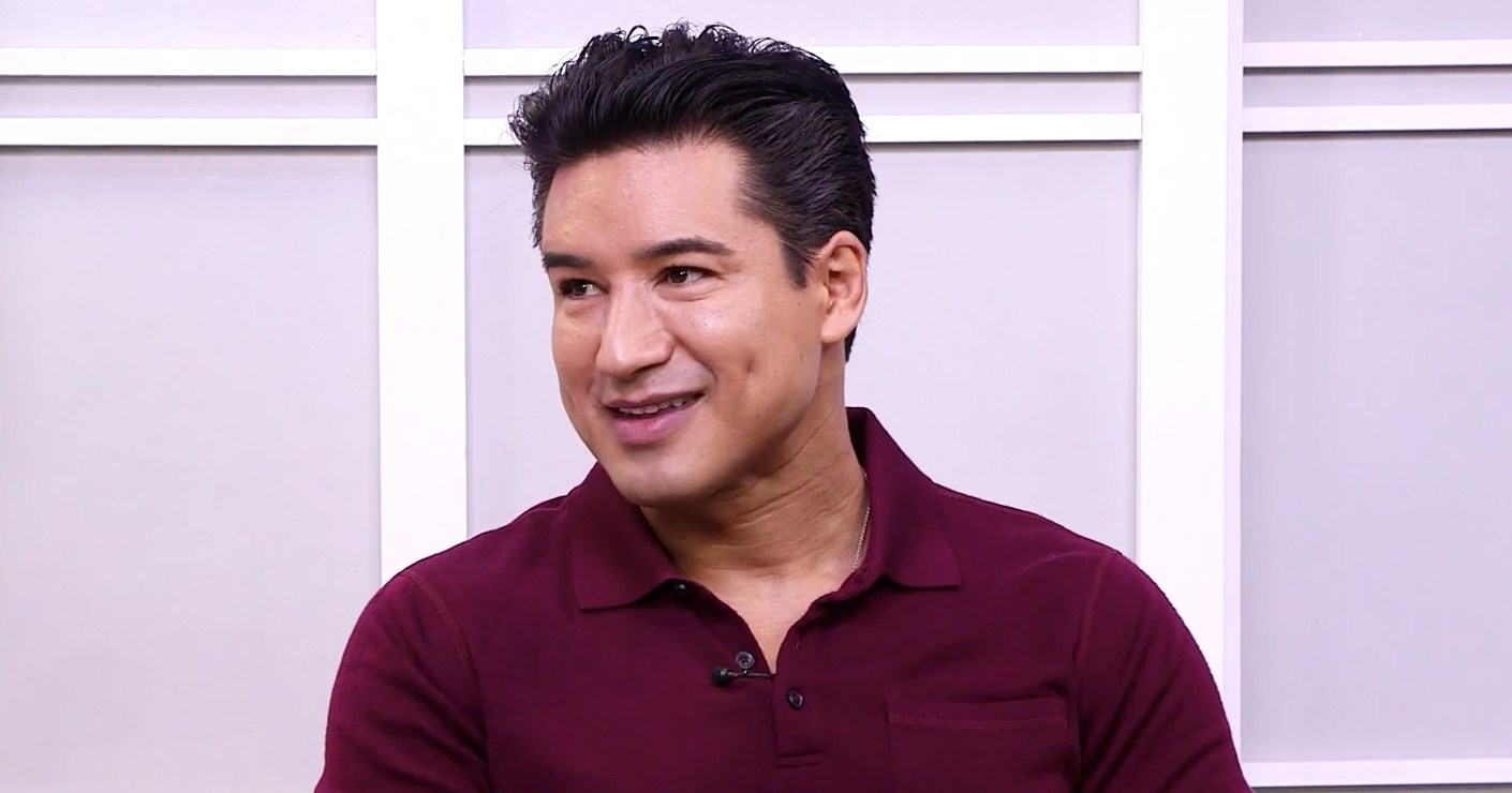 Mario Lopez Reveals What Inspired His 'Saved By the Bell' Mullet