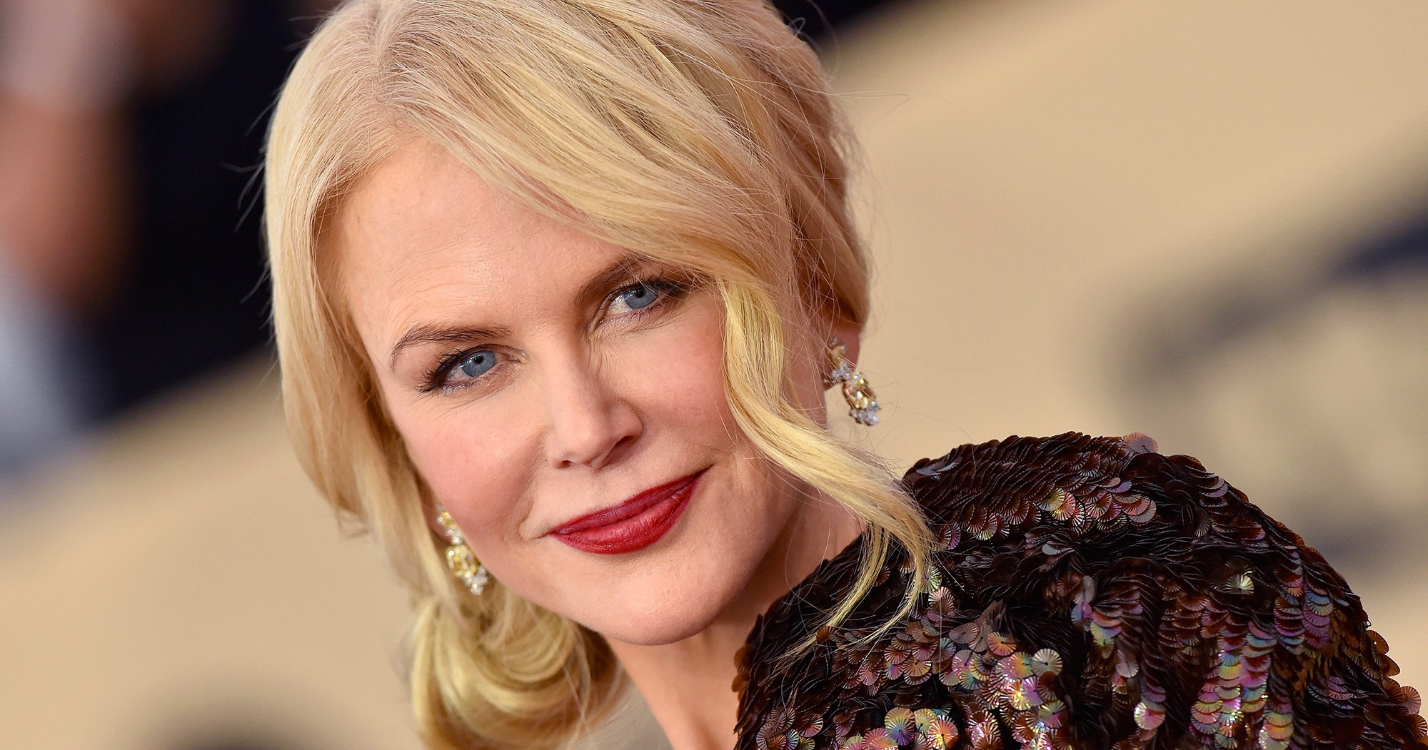Nicole Kidman: I Moved to the U.S. Because 'I Fell in Love and Got Married' to Tom Cruise