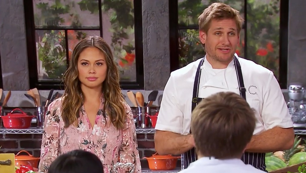 Vanessa Lachey and Curtis Stone Pump Up 'Top Chef Junior' Contestants in Harry Potter-Themed Episode: Sneak Peek