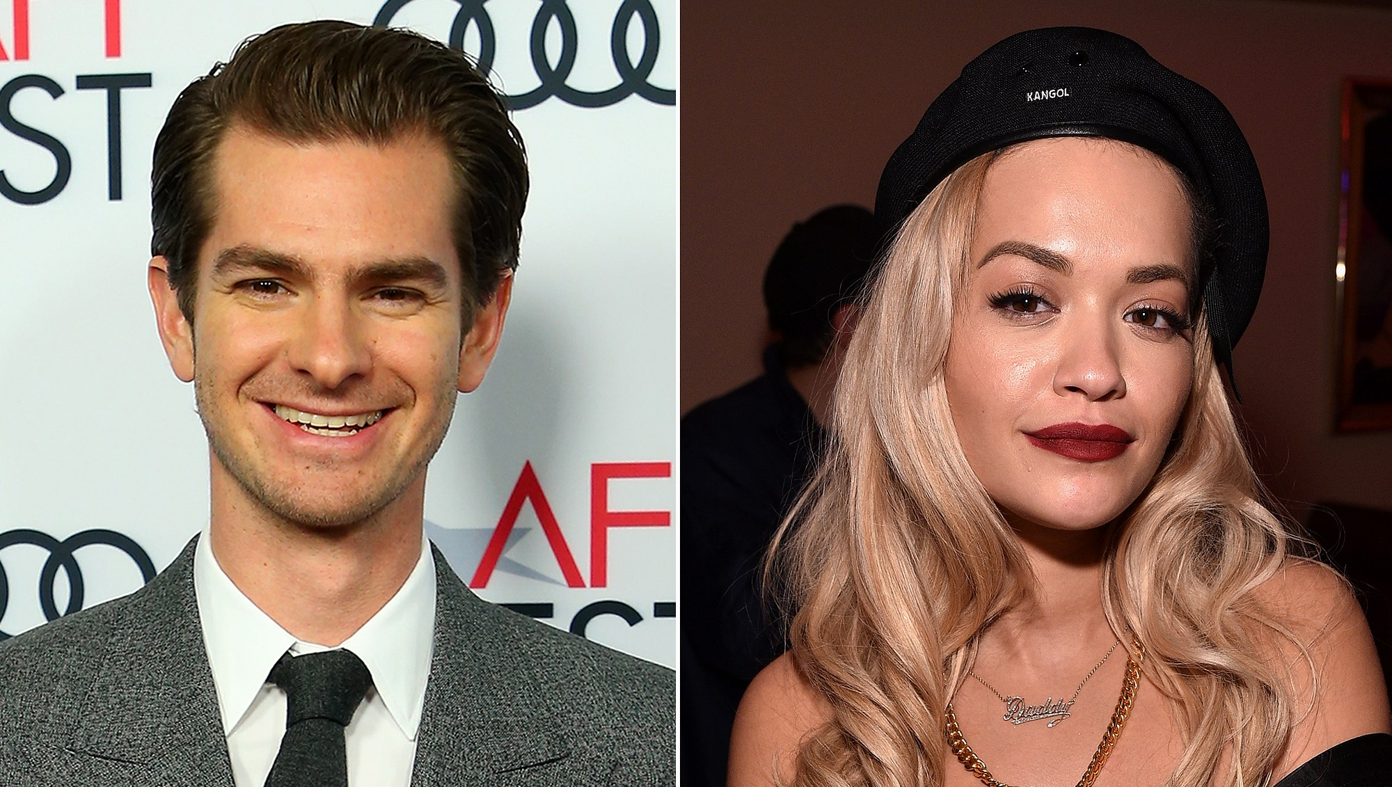 Andrew Garfield, Rita Ora Take Stroll Amid Ongoing Dating Rumors