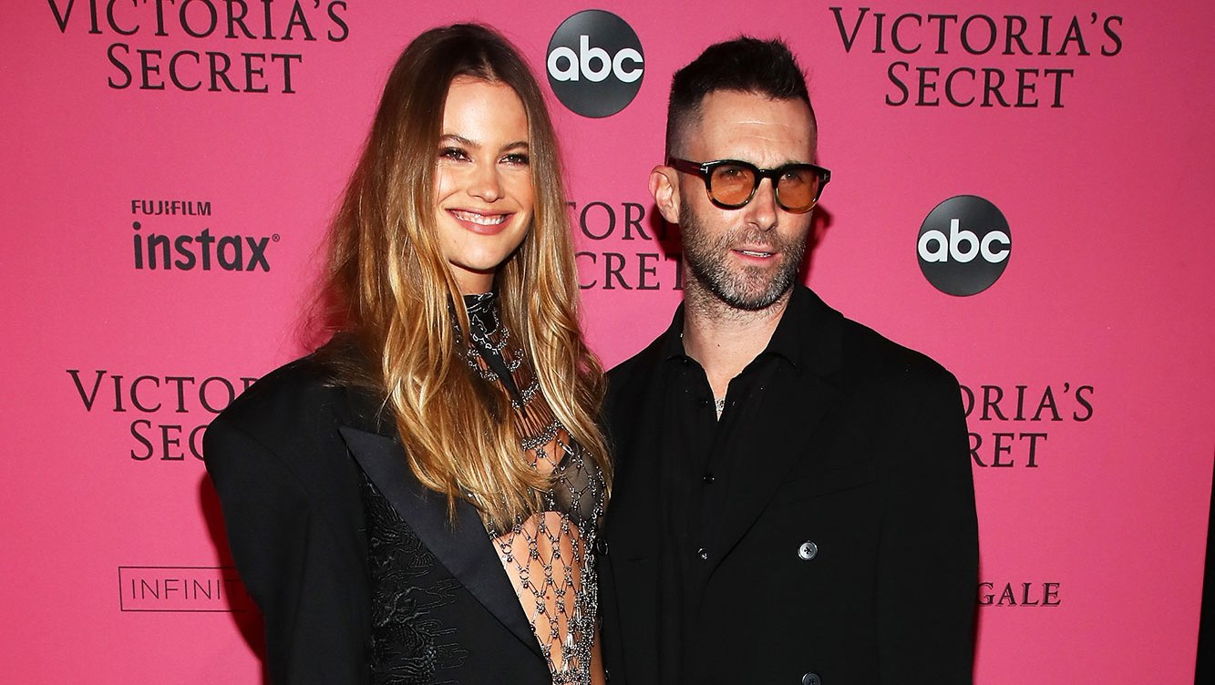 Behati Prinsloo Reveals She and Adam Levine Swap Clothes Plus, More of Her Fashion and Beauty Secrets