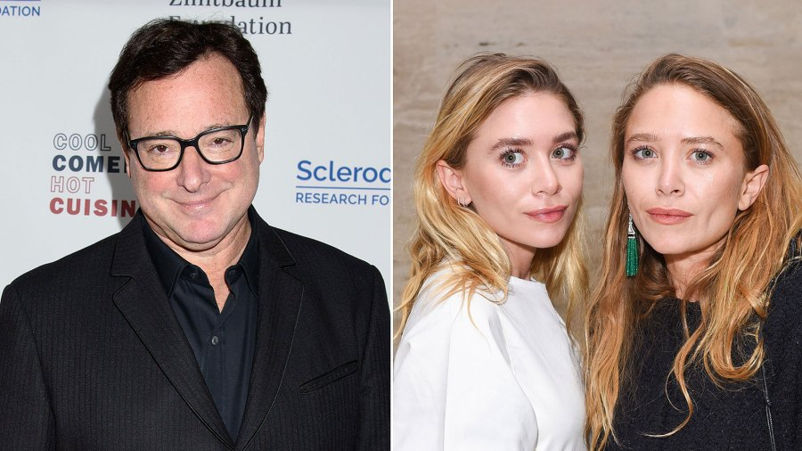Bob Saget Says He Is 'Very Close Emotionally' to Mary-Kate and Ashley Olsen