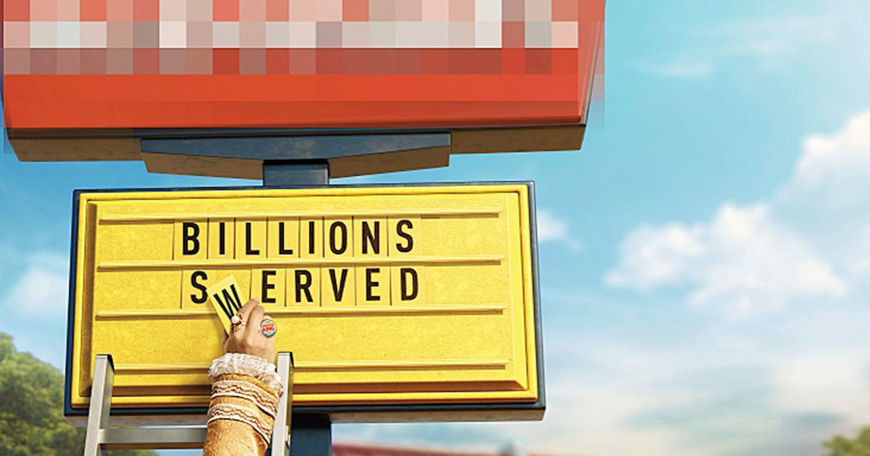Burger King Turns More Than 14,000 McDonald's Into Burger King Restaurants … Sort Of