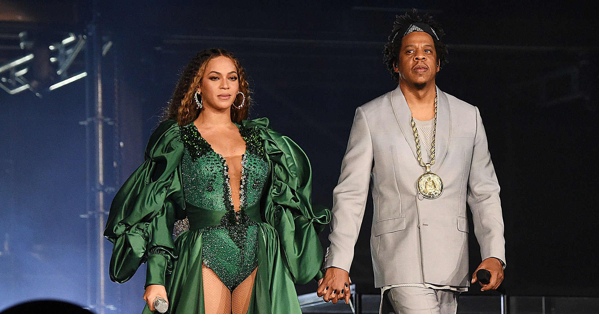 Beyonce! Jay-Z! Celebrities Who Are Great at Gift-Giving From the Heart