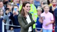 Duchess-Kate-Drives-Herself-to-Buckingham-Palace