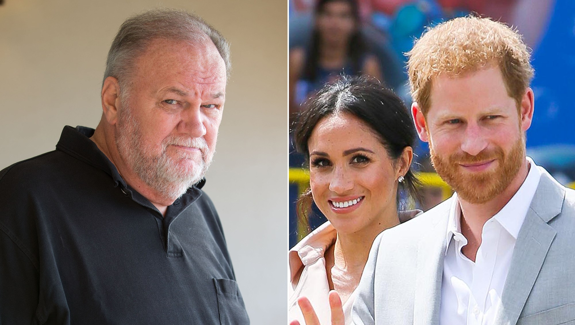 Duchess Meghan's Dad Thomas Markle Brings Up How Prince Harry 'Hasn't Always Been Perfectly Behaved'