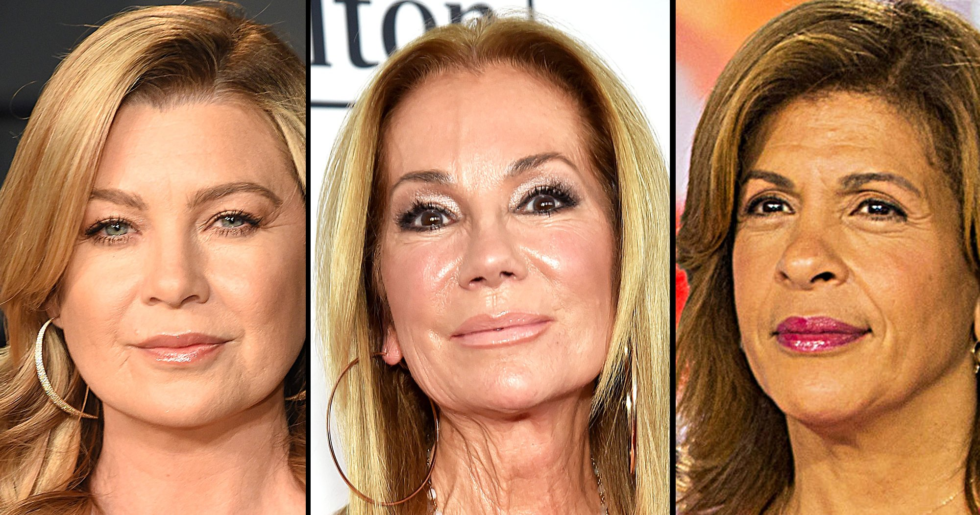 Ellen Pompeo Called Out Kathie Lee Gifford and Hoda Kotb's Drinking Hours Before Exit Announcement