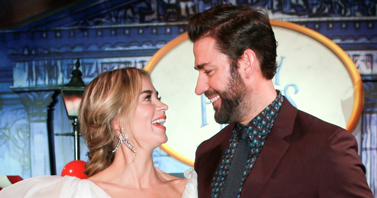 How Emily Blunt, John Krasinski Are Raising Their Daughters