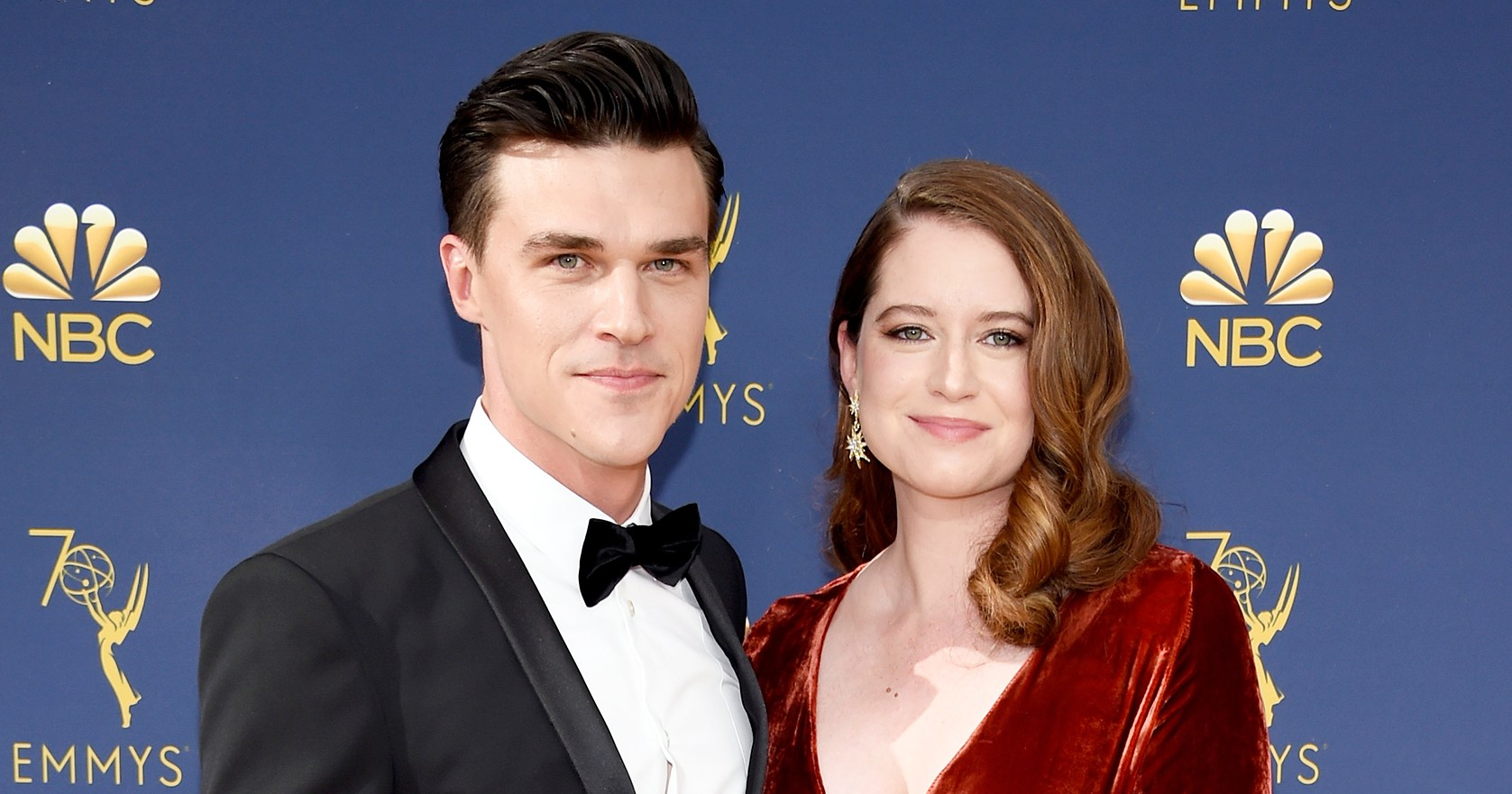 'AHS' Star Finn Wittrock, Wife Sarah Roberts Expecting Their First Child