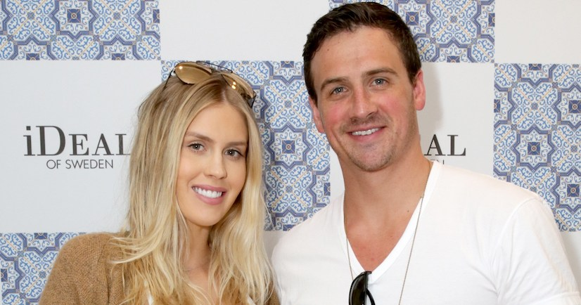 Ryan Lochte, Wife Kayla Rae Reid Reveal the Sex of Their Second Child