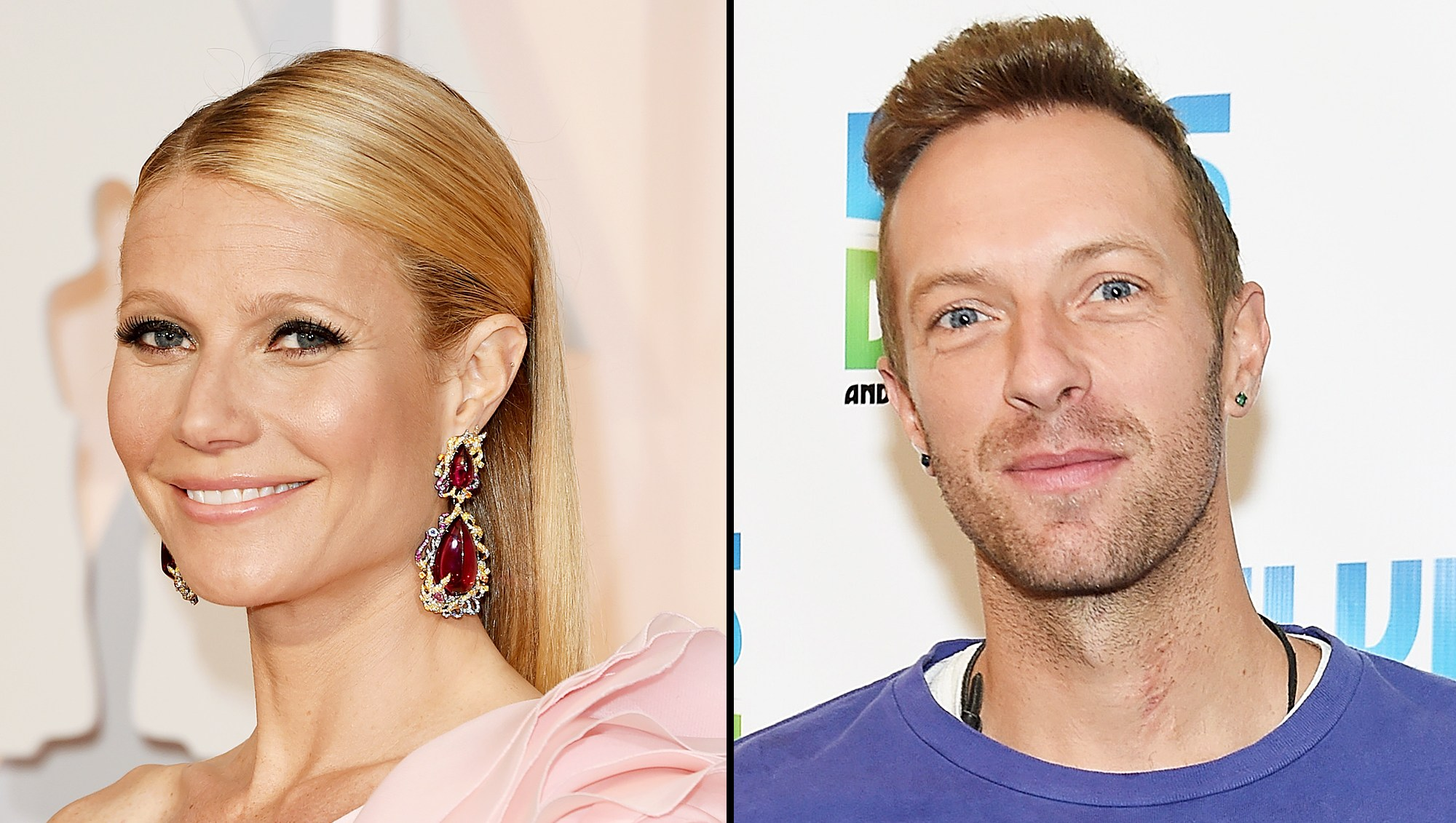 Gwyneth Paltrow Hangs Stocking for Ex Chris Martin