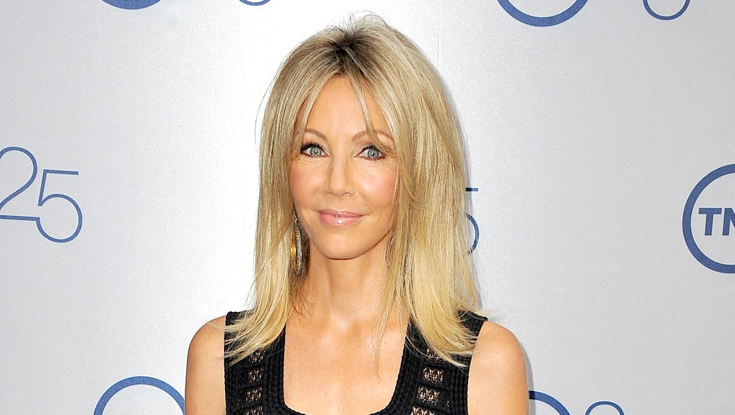 Heather Locklear Returns to Rehab After Hospitalization