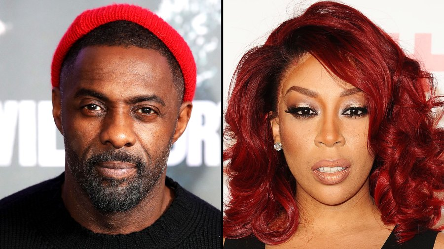 Idris Elba's Ex K. Michelle Raves About His Bedroom Skills