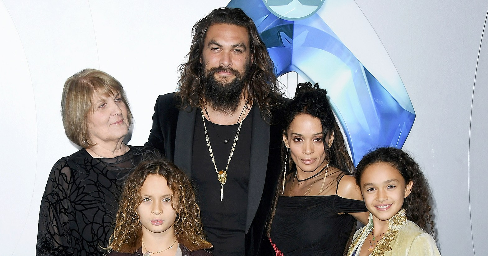 Jason Momoa Says the Best Part of Making 'Aquaman' Was Seeing His Kids' Reactions