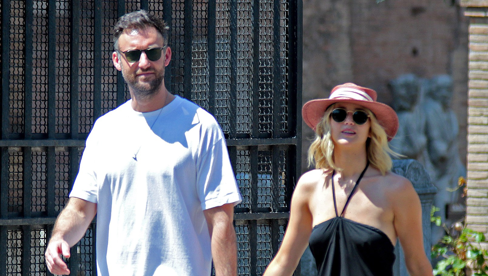 Jennifer Lawrence and Cooke Maroney Are Very Serious About Each Other